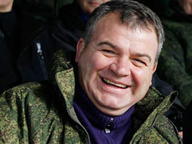 Спасибо Сердюкову за сильную российскую армию