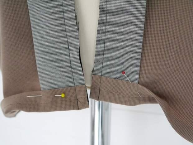 Кимоно из мужских рубашек (Diy)