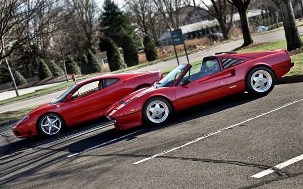 10. Ferrari авто, история