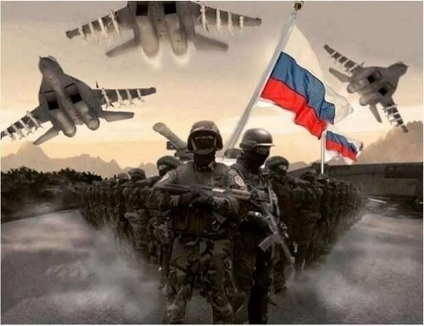 Министерство обороны утирает нос западным завистникам