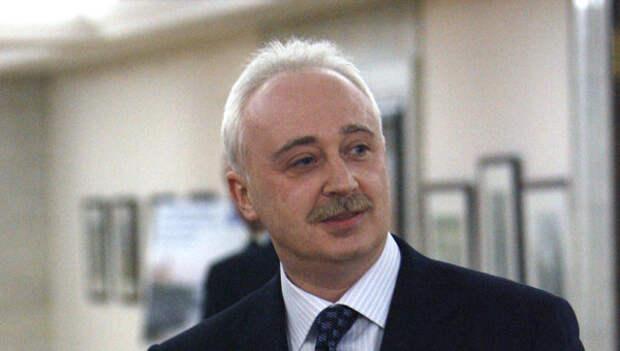 Экс-гендиректор госкорпорации Роснанотех Леонид Меламед