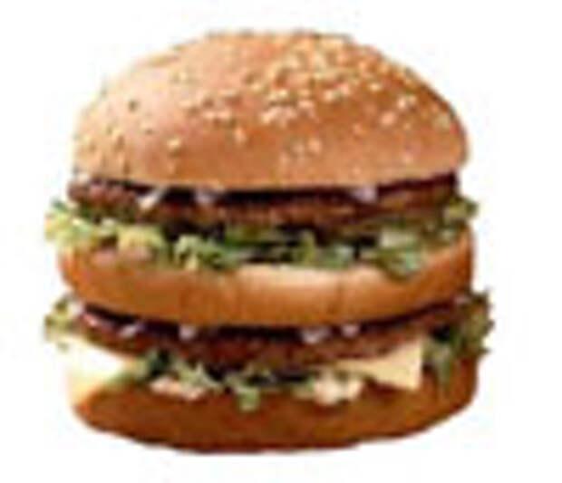Макдональдс: чтоб вы похудели!