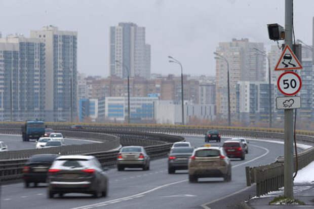 В правительстве сочли законным штраф за превышение средней скорости