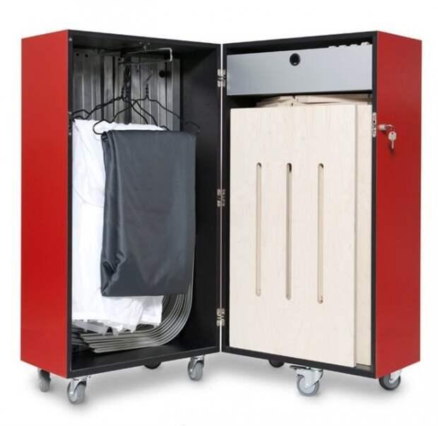 чемодан-комната