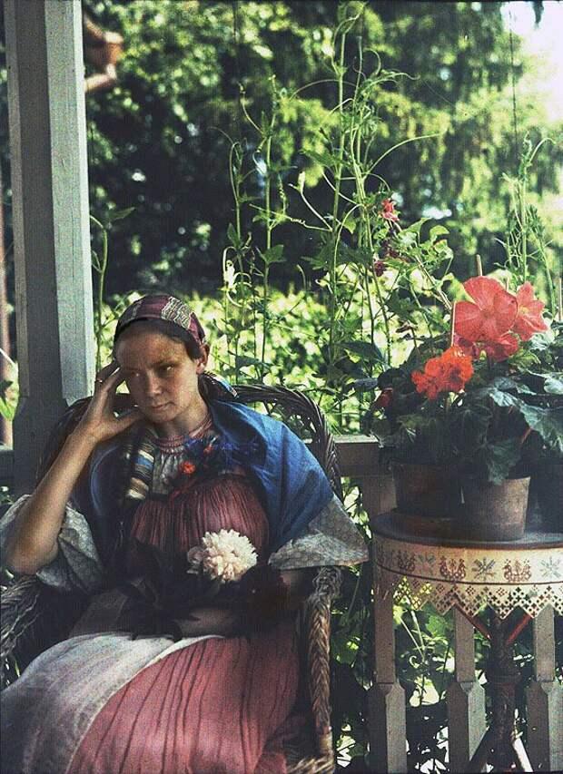 Русский автохром: Дореволюционная Россия в цветных фотографиях ( НЕ Прокудин-Горский)