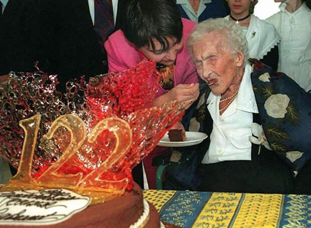 Старейшие в мире…