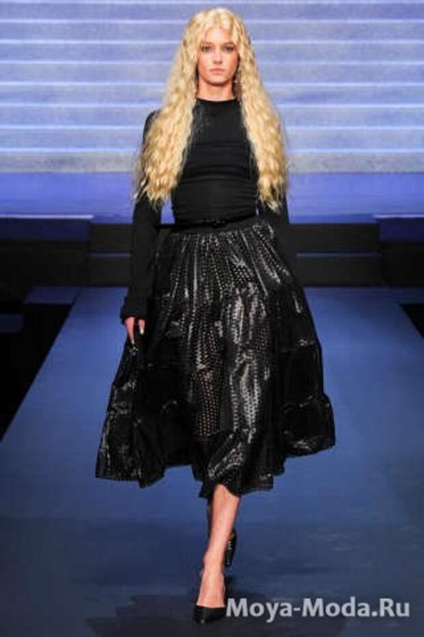 Модные юбки весна-лето 2015 Jean Paul Gaultier