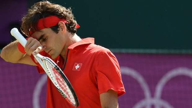 Роджер Федерер разозлился из-за селфи с фанатом