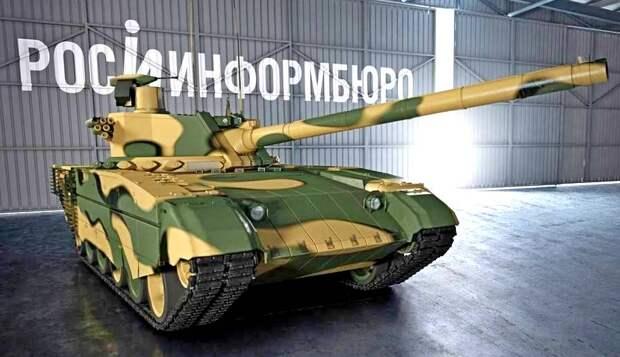 7 новых видов военной техники, которые покажут на Параде Победы