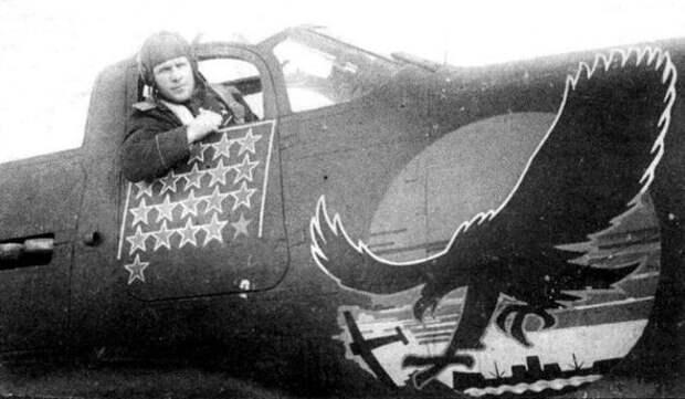 Рисунки на советских самолетах Великой Отечественной войны