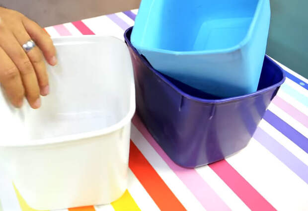 Необычный способ утилизации пластиковой тары