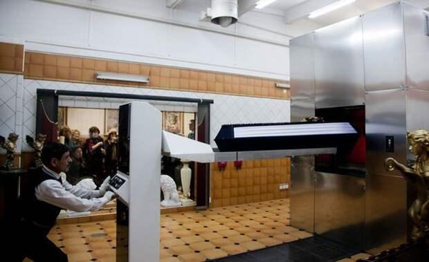 Некоторые подробности о крематориях и кремации, о которых вы боялись спросить крематории, кремация, сжигание, смерть