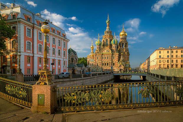Этот город - соната Печали и Тайны... Санкт-Петербург