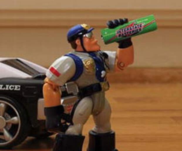 Батарейка – это энергетик для игрушек