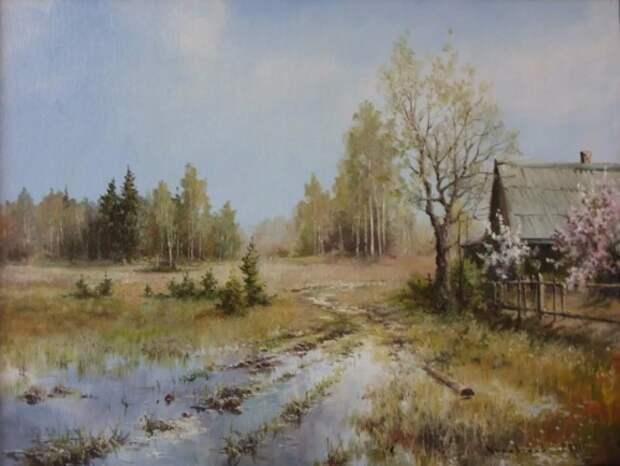 художник Владимир Краевский картины – 35