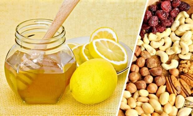 Классный рецепт «витаминной бомбы» для иммунитета