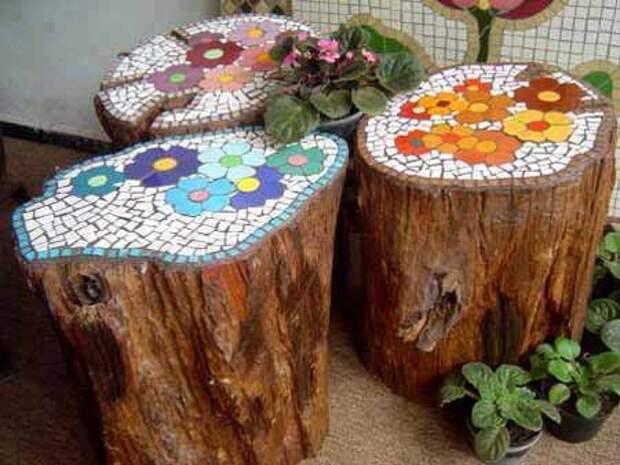 Поделки для сада из пеньков и коряг коряги, пеньки, поделки