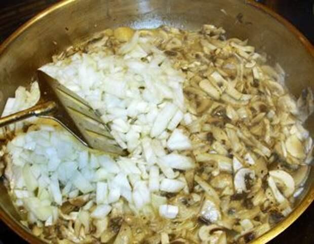 Жюльен в картофеле-кокотнице