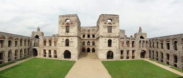 Замок Крыжтопор