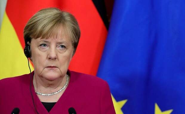 Меркель: наше сердце бьется в такт с мирными демонстрантами в Беларуси