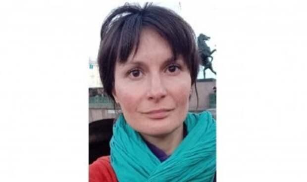 Разыскивается без вести пропавшая 38-летняя женщина