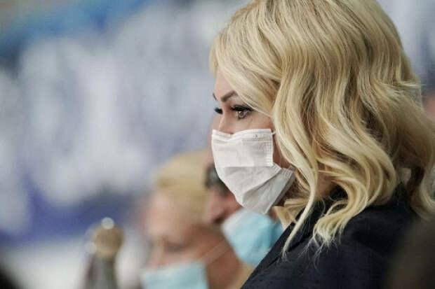 Рудковская потратила напосуду около миллиона рублей