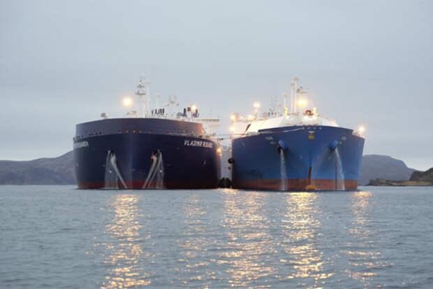 Нефтегаз РФ настроен против либерализации экспорта СПГ?