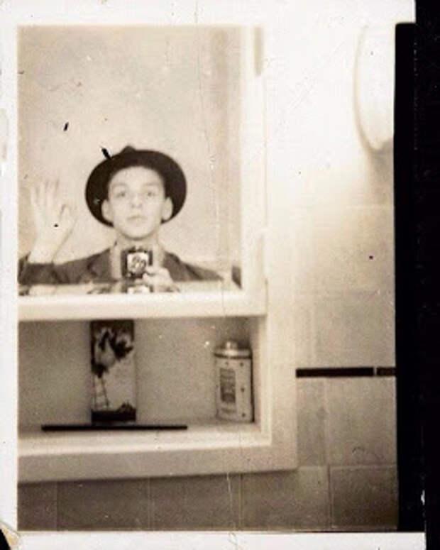 Селфи Фрэнка Синатры, 1938 г.
