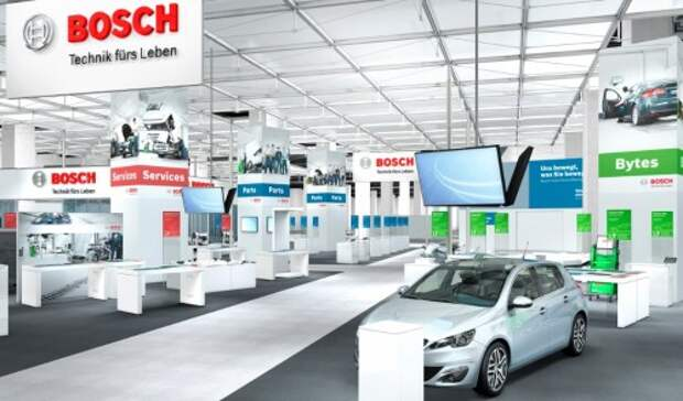 Bosch-exhibit