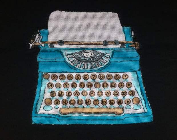 Практическое применение вышивки крестиком (Подборка)