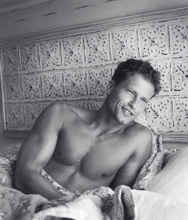 Знаменитые мужчины до 10 утра в фотографиях Вероник Виал