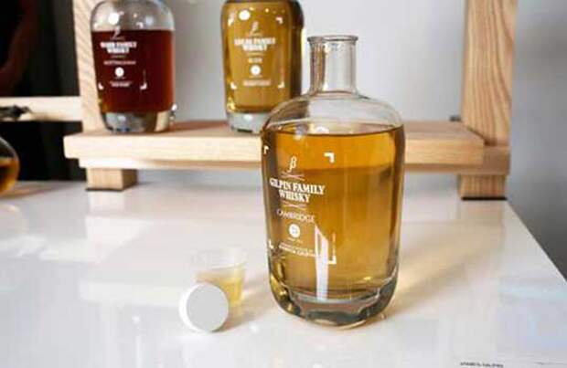 3. Gilpin Family Whisky алкоголь, факты