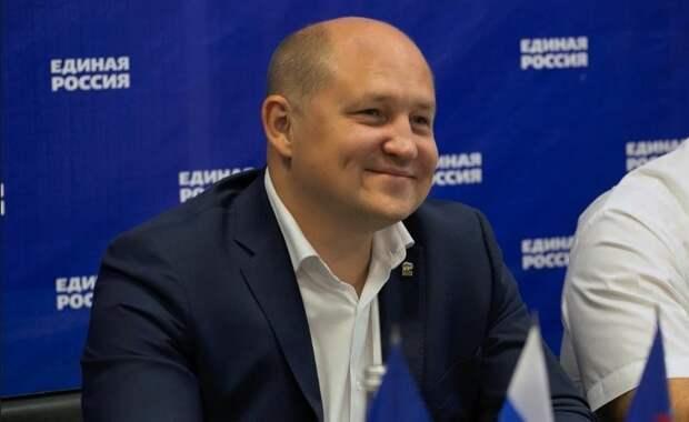 Развожаев благодарен севастопольцам за поддержку Лебедева и «Единой России»