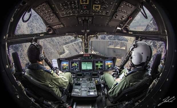 fromcockpit11 25 фотографий, сделанных пилотами из кабин самолетов
