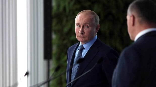 Стал известен результат теста Владимира Путина на коронавирус