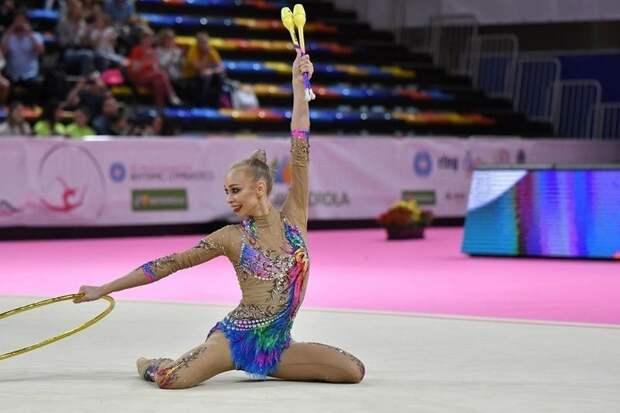 Гимнастка из Карелии поборется за медали на Олимпиаде