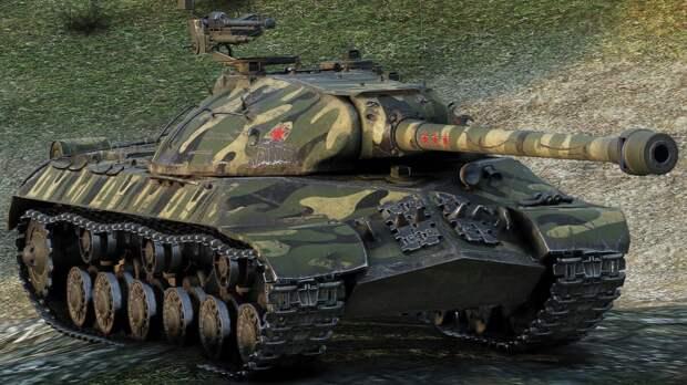 WoT. Тяжелые танки. Как нагибать. Советы новичкам.