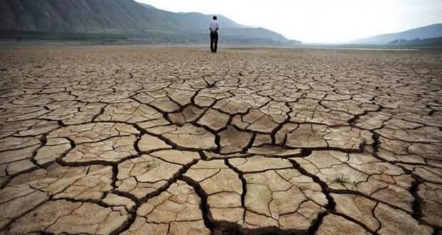 Водный кризис в Крыму