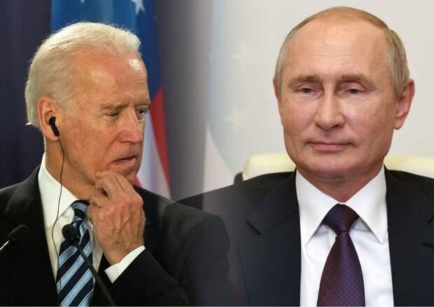 В Германии указали на «третий путь» политики Байдена в отношении России