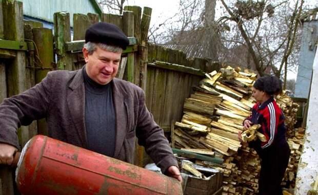 Ще не взмэрзла Украина? В незалежной нет газа