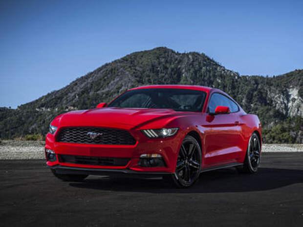 Ford Mustang громит «немцев» на их поле