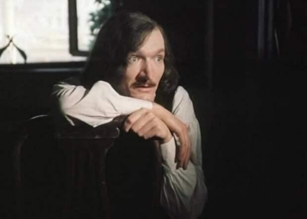 Александр Трофимов в роли Николая Гоголя, 1984 | Фото: kino-teatr.ru