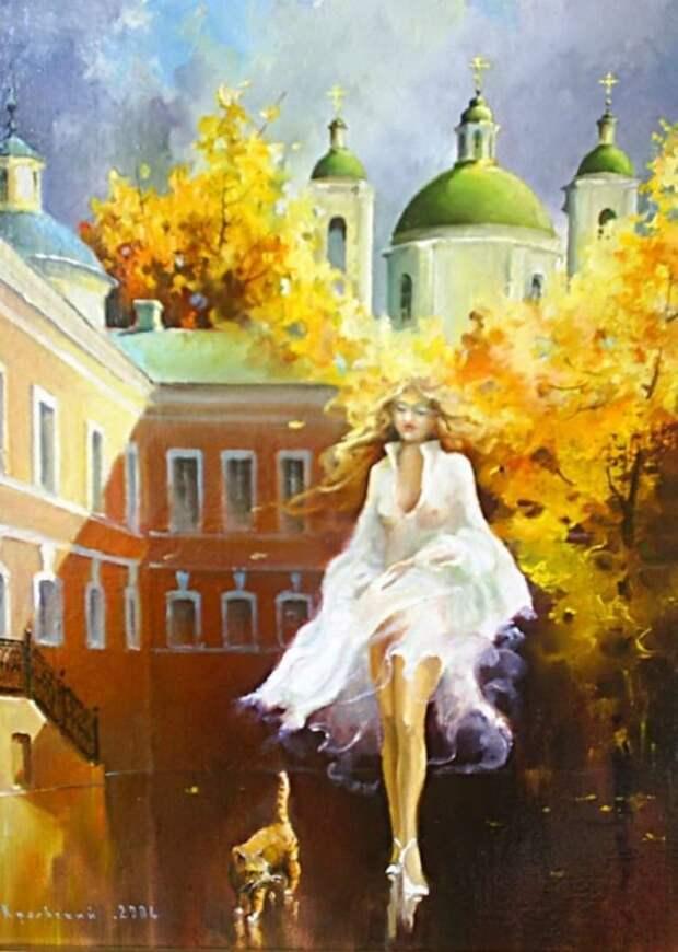художник Владимир Краевский картины – 15