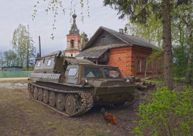 Настоящая российская глубинка