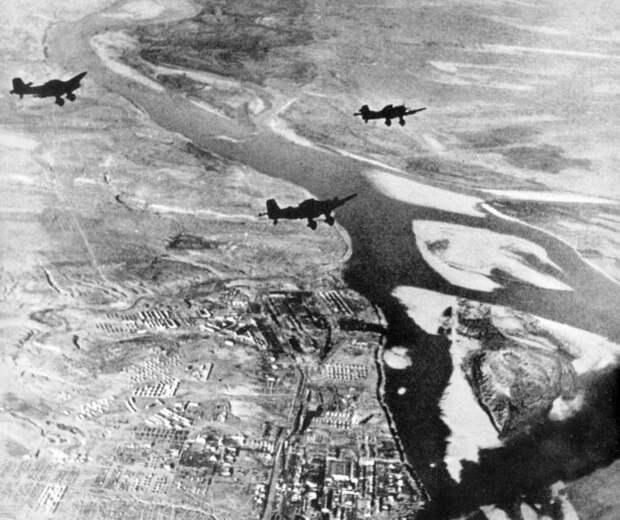 Как стирали Сталинград и его жителей с лица земли