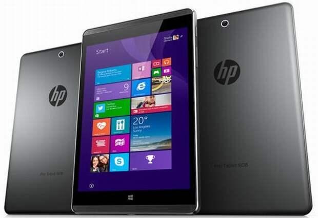 планшет HP Pro Tablet 608