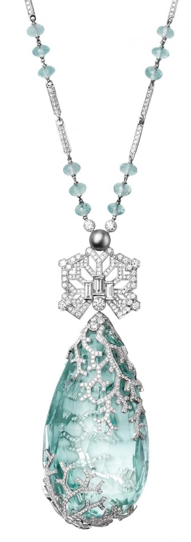 Cartier Biennale Necklace Platinum,