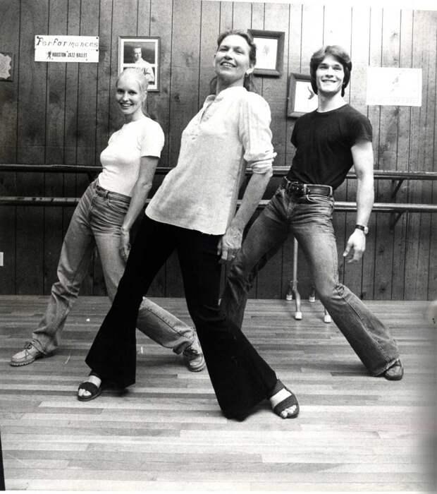 Вспоминаем Патрика Суэйзи – актера, которого любили женщины и рэперы