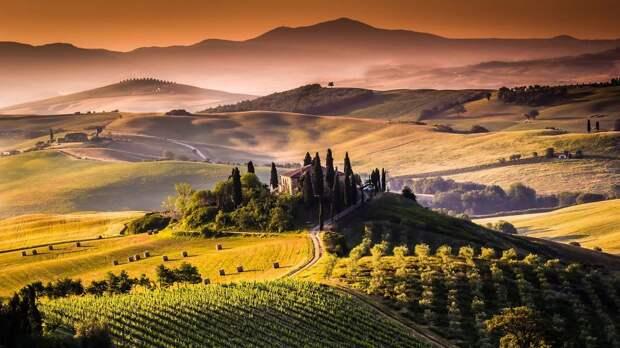 Безупречно красивые пейзажи, которые напомнят Вам о великолепии Природы