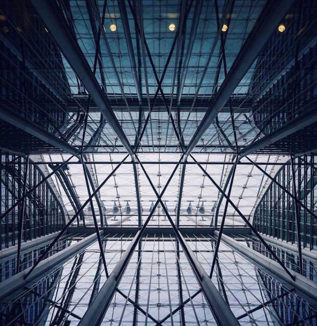 Футуризм в архитектуре: неожиданный взгляд на Лондон